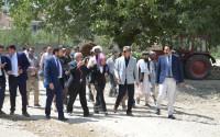 """""""تيكا"""" التركية تضع حجر الأساس لدار أيتام في أفغانستان"""