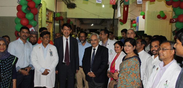TİKA Continues Operations in Health Sector in Bangladesh - 2