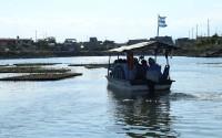 الإكوادور تشكر تيكا التركية لمساهمتها في تنظيف مياه خليج غواياكيل