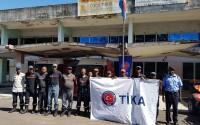 """""""تيكا"""" التركية تقيم دورة لتدريب رجال إطفاء من جزر القمر"""