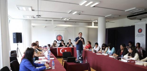 TİKA'dan Meksika Eğitim Bakanlığına Yönelik Tecrübe Aktarım Programı - 5