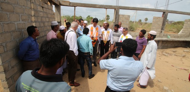 TİKA's Health Care and Educational Support for the Turkish Village in Sri Lanka - 1