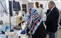 """""""تيكا"""" التركية تدرب المهنيين السودانيين في مجالات مختلفة"""