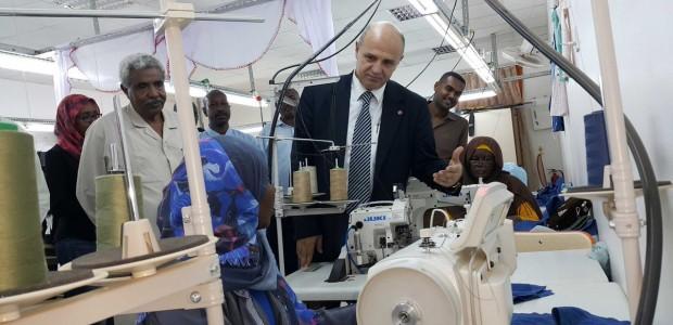 """""""تيكا"""" التركية تدرب المهنيين السودانيين في مجالات مختلفة - 1"""