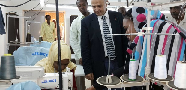"""""""تيكا"""" التركية تدرب المهنيين السودانيين في مجالات مختلفة - 3"""