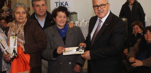 TİKA Provides Support for Women Entrepreneurs in Chile - 10