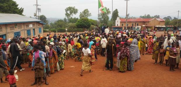 TİKA'dan Burundi'ye Gıda Yardımı - 3