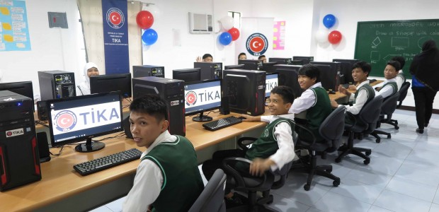 TİKA Establishes Laboratories in the Philippines - 1