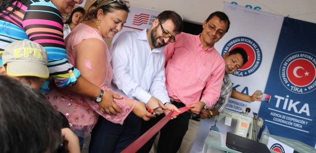TİKA support for Venezuelan Immigrants Living in Colombia - 3