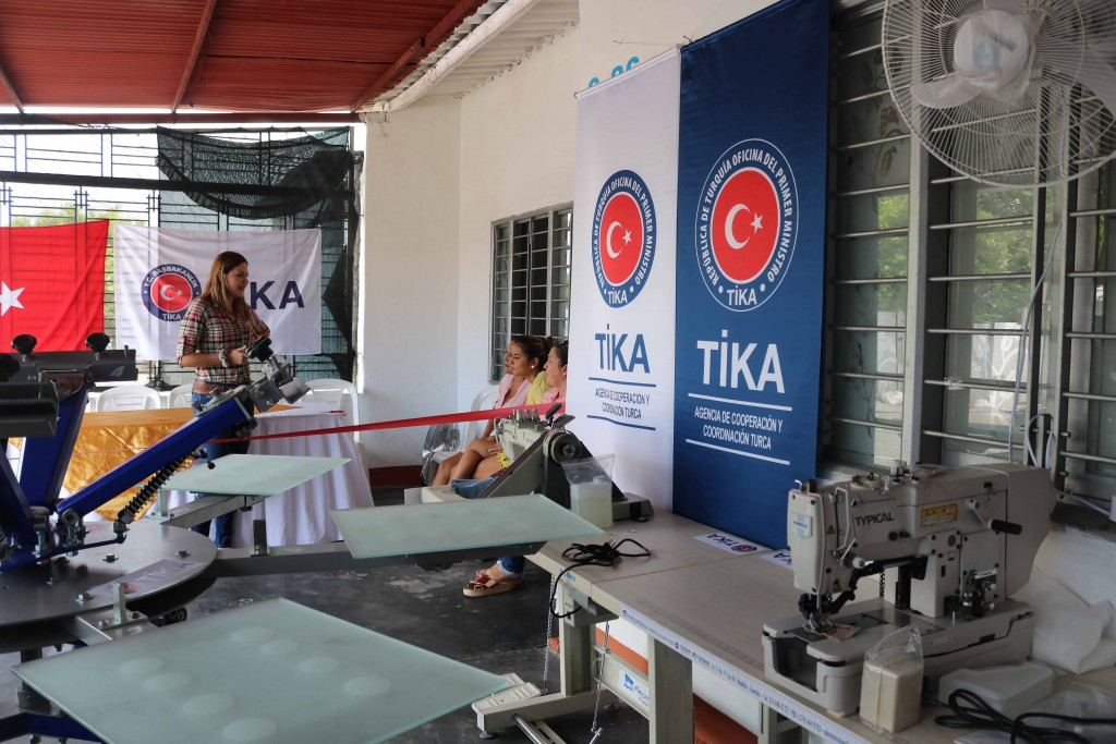 TİKA support for Venezuelan Immigrants Living in Colombia - TİKA
