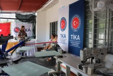 TİKA support for Venezuelan Immigrants Living in Colombia