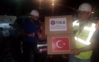 تيكا التركية توصل مساعداتها إلى متضرري الزلزال في المكسيك