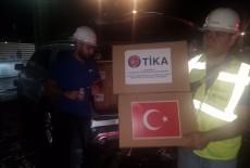 Meksika Devlet Başkanı Nieto'dan TİKA'nın Deprem Sonrasındaki Yardımları İçin Türkiye'ye Teşekkür