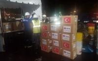 Turkey sends aid to 'quake-hit Mexico