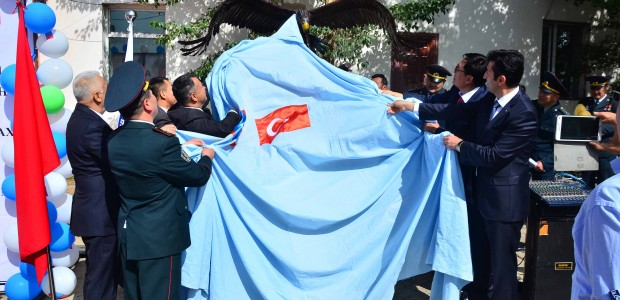 Moğolistan'da Mahkumlara Yönelik Meslek Edindirme Projesi - 1