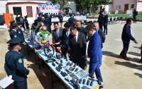 Moğolistan'da Mahkumlara Yönelik Meslek Edindirme Projesi