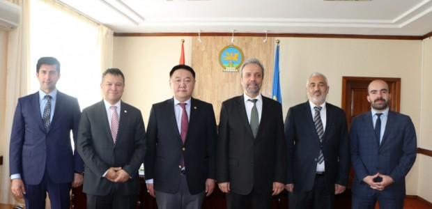 """""""تيكا"""" التركية تقدم مكاتب متنقلة لمراقبة أمراض الحيوانات والنباتات المعدية في منغوليا - 2"""
