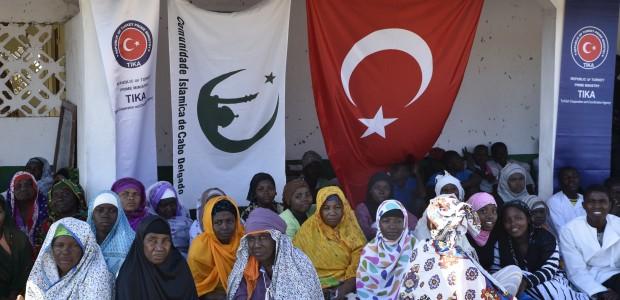 TİKA'dan Mozabik'te Şehitler Adına Kurban Kesimi - 1