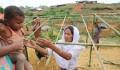 تركيا ترسل أطنانا من الأغذية إلى الروهنغيا في أراكان وبنغلاديش بواسطة تيكا - 1