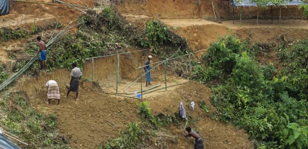 الوكالة التركية للتعاون والتنسيق (تيكا) أول وكالة مساعدات أجنبية تدخل ميانمار - 3