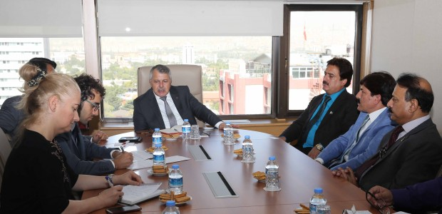 TİKA Shares Turkey's Fishing Experience with Pakistan - 3