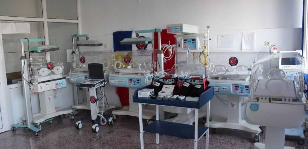 Romanya'da Tulça İl Hastanesi'ne Tıbbi Ekipman Desteği - 1