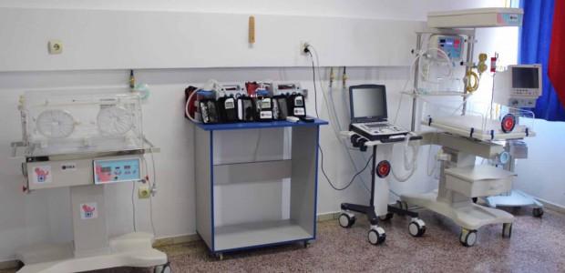 Romanya'da Tulça İl Hastanesi'ne Tıbbi Ekipman Desteği - 3