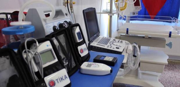 Romanya'da Tulça İl Hastanesi'ne Tıbbi Ekipman Desteği - 5