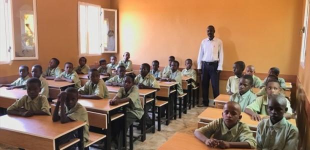 """بدعم تيكا التركية مدرسة في """"أم درمان"""" السودانية يسطع نجمها بـ""""أيدي طلاب أتراك"""" - 1"""