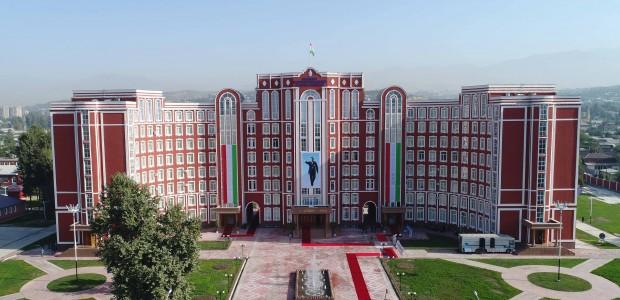 Orta Asya'nın En Büyük Polis Akademisi'ne TİKA Desteği - 2