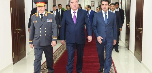 Orta Asya'nın En Büyük Polis Akademisi'ne TİKA Desteği - 3