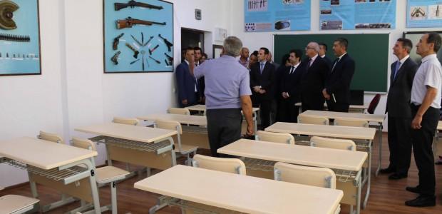Orta Asya'nın En Büyük Polis Akademisi'ne TİKA Desteği - 5