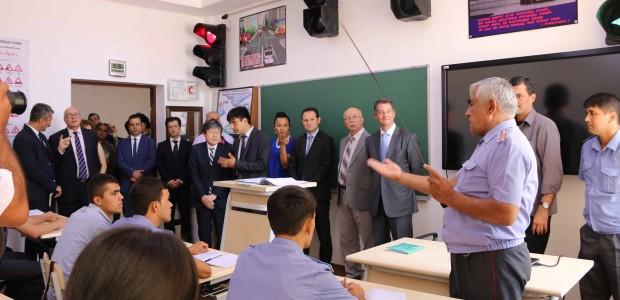 Orta Asya'nın En Büyük Polis Akademisi'ne TİKA Desteği - 7