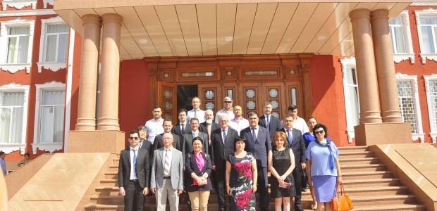 Orta Asya'nın En Büyük Polis Akademisi'ne TİKA Desteği - 1