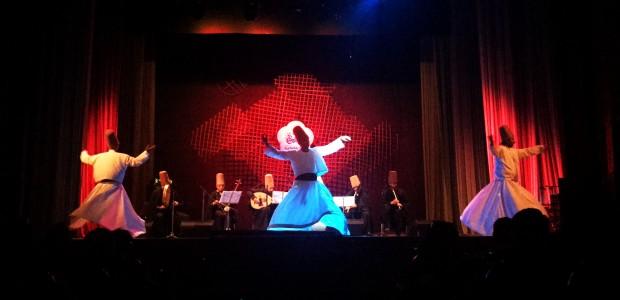 Mevlevî Müziği ve Semâ Ayini TİKA'nın Desteği ile Tuva'da İlk Kez Sahnelendi - 4