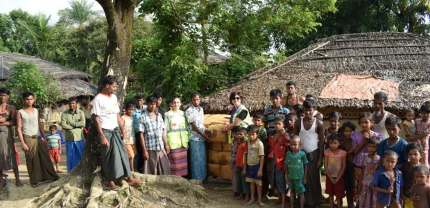 TİKA Continues to Deliver Aid to Rohingya Muslims in Myanmar - 4