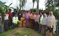 TİKA Continues to Deliver Aid to Rohingya Muslims in Myanmar