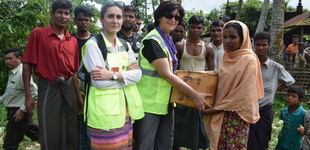 TİKA Continues to Deliver Aid to Rohingya Muslims in Myanmar - 5