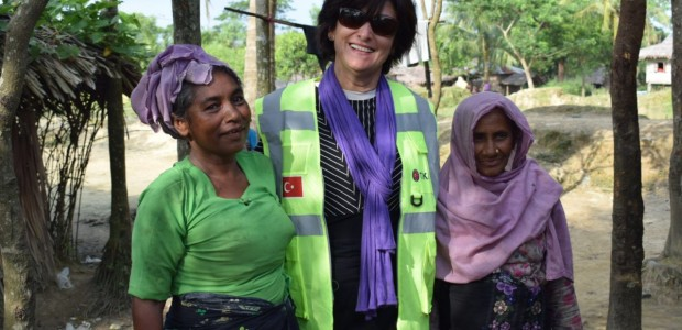 TİKA Continues to Deliver Aid to Rohingya Muslims in Myanmar - 2