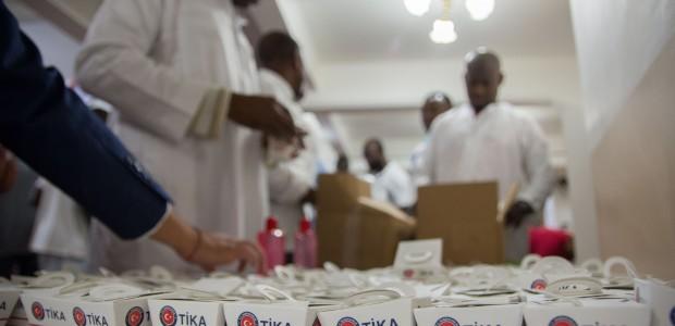 """""""تيكا"""" التركية تقدم تجهيزات لمسجد الصحابي بلال الحبشي في البرازيل - 3"""