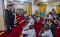 """""""تيكا"""" التركية تقدم تجهيزات لمسجد الصحابي بلال الحبشي في البرازيل"""