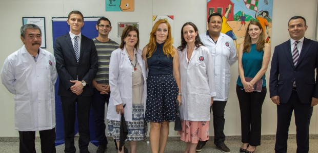 Turkey Helping Young Brazilians with Cancer - 3
