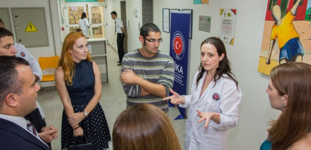 Turkey Helping Young Brazilians with Cancer - 5