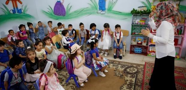 """""""تيكا"""" التركية تعيد افتتاح روضة أطفال في بغداد بعد ترميمها - 4"""