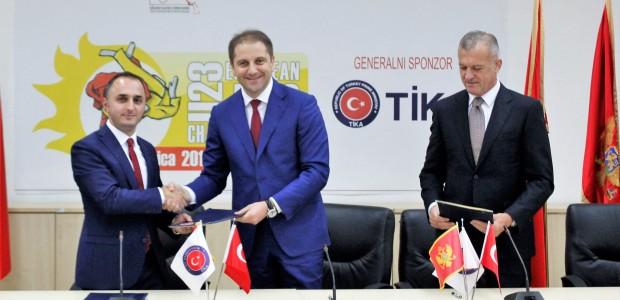 Karadağ'da Avrupa Judo Şampiyonası'na TİKA Desteği  - 2