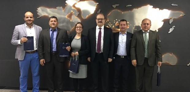 TİKA Türkiye'nin Yerel Yönetim Alanındaki Tecrübesini Kolombiya'ya Aktarıyor - 6