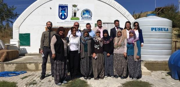 TİKA Türkiye'nin Yerel Yönetim Alanındaki Tecrübesini Kolombiya'ya Aktarıyor - 1