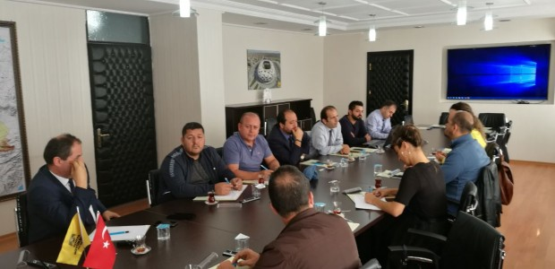 TİKA Türkiye'nin Yerel Yönetim Alanındaki Tecrübesini Kolombiya'ya Aktarıyor - 2