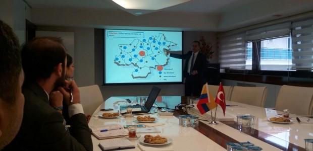 TİKA Türkiye'nin Yerel Yönetim Alanındaki Tecrübesini Kolombiya'ya Aktarıyor - 5