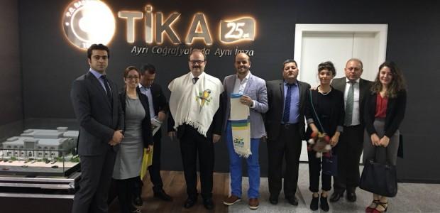 TİKA Türkiye'nin Yerel Yönetim Alanındaki Tecrübesini Kolombiya'ya Aktarıyor - 3